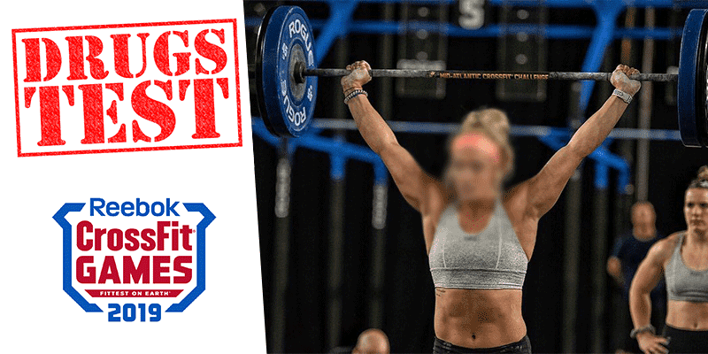 crossFit Drugs-test