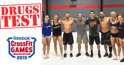 CrossFit mayhem CrossFit Drugs test
