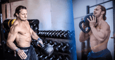 kettlebell shoulder workouts