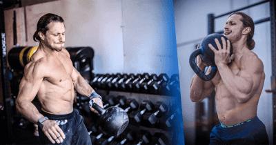 kettlebell shoulder workouts