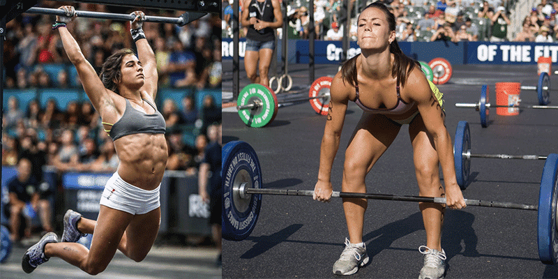 Naked and Proud: 5 Inspiring Messages on Body Image from Top Female CrossFit Athletes