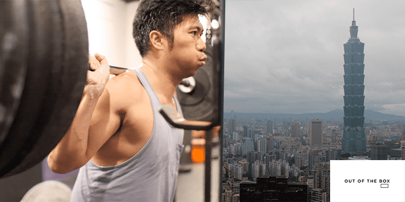 VIDEO – Out of the Box: CrossFit in Taipei, Taiwan