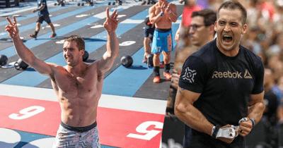 Ben Smith CrossFit games