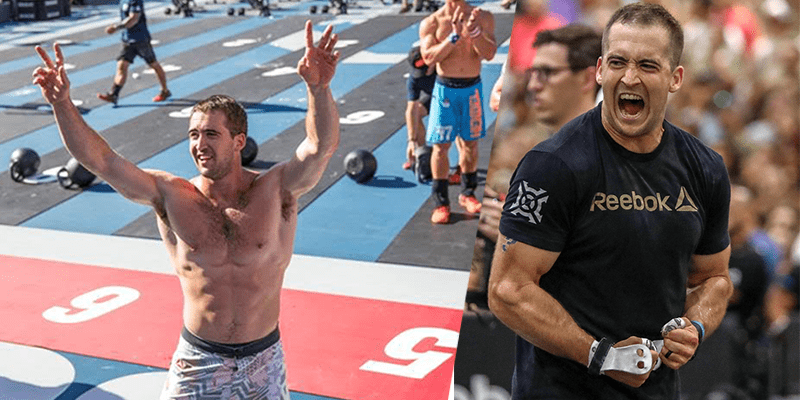 Ben Smith Is Going to the 2019 CrossFit Games!