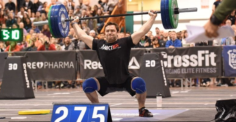 CrossFit Games Demo Team Announced