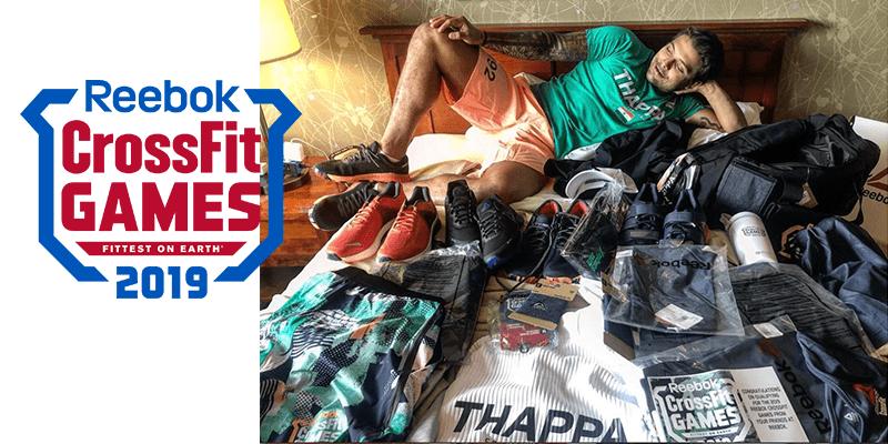 CrossFit Games 2019 gear