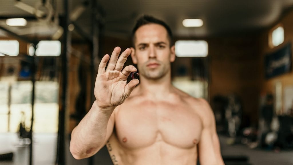 Rich Froning Collaborates with Groove Life to Create Brand New Ring for Athletes