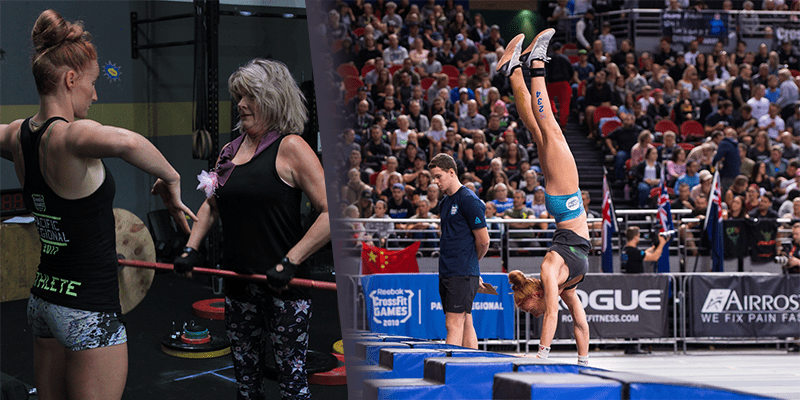 Box Owner Stories, Qualifying to The Games and Sometimes Hating CrossFit With Lindsay Vaughan
