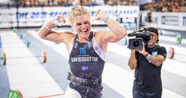 CrossFit Announce New Scoring System for 2019 Games