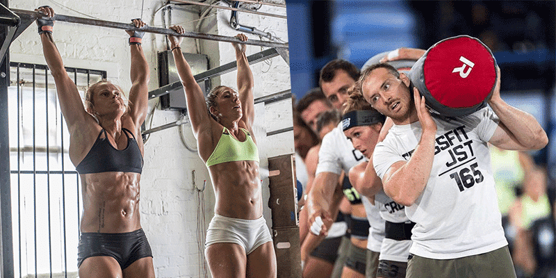Official Team List for CrossFit Games Released