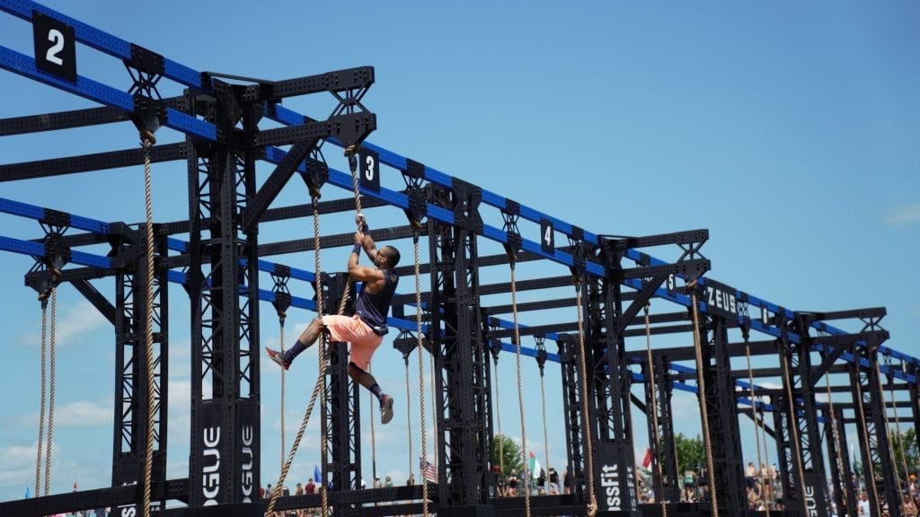 CrossFit Games 2019 First Cut