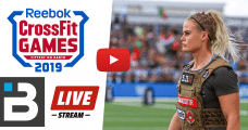 2019 CrossFit Games Livestream