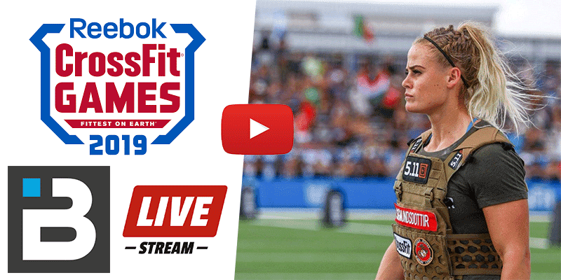 Event 5 at The CrossFit Games is a Girl Workout that will Eliminate 10 More Athletes
