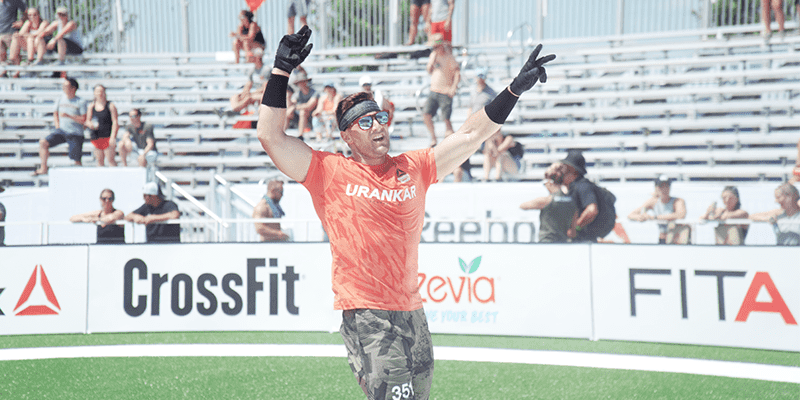 CrossFit Games Masters Competition Recap