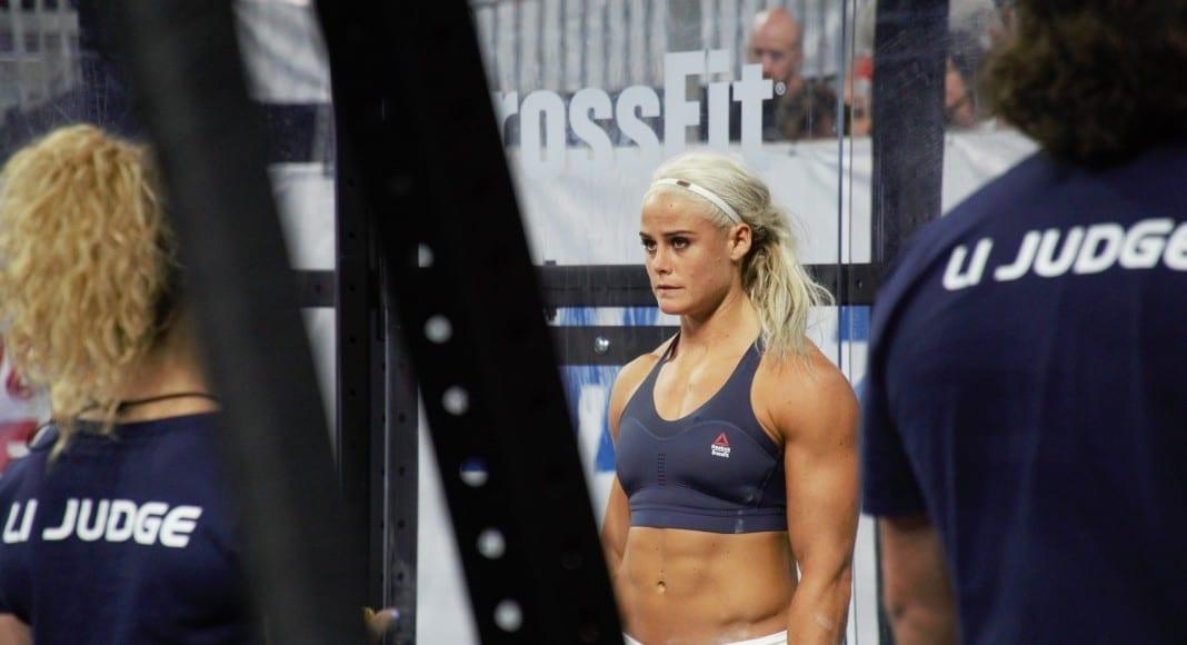 CrossFit Games 2019 Sara Sigmundsdóttir