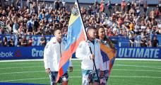 Omar Martinez Venezuela CrossFit Games