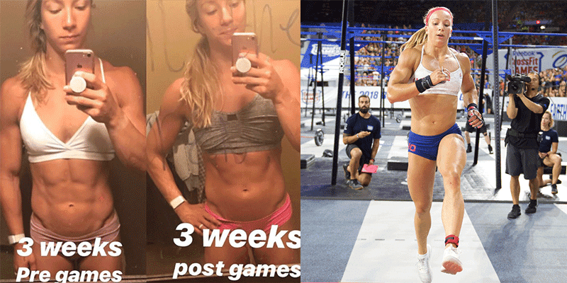 6 Positive Messages from Female Games Athletes for Anyone that Struggles with their Body Image