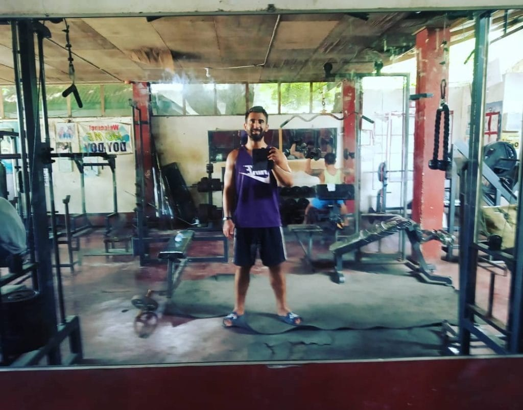 LGC Gym, MoalBoal, Phillipines
