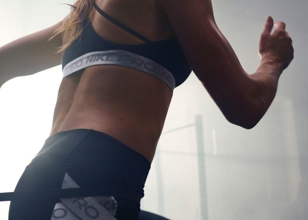 Nike athlete