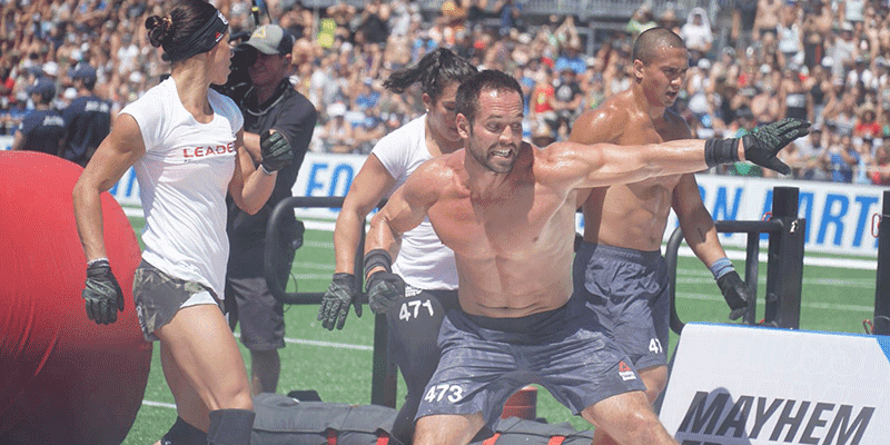 Top CrossFit Athletes Respond to The Cuts at The CrossFit Games