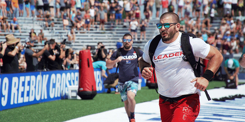 BREAKING NEWS – Mat Fraser Has Points Deducted from his Score