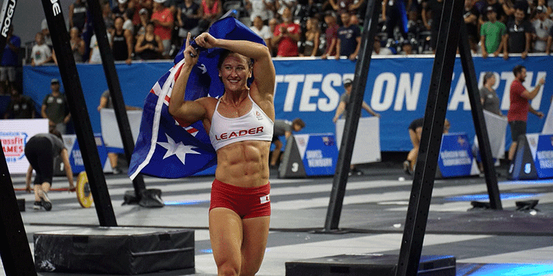 Tia-Clair Toomey Wins The 2019 CrossFit Games!
