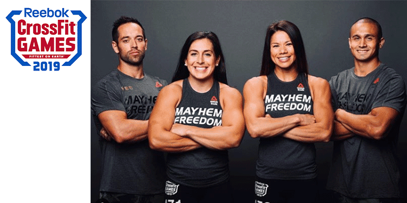 First CrossFit Games Team Workout has been Released