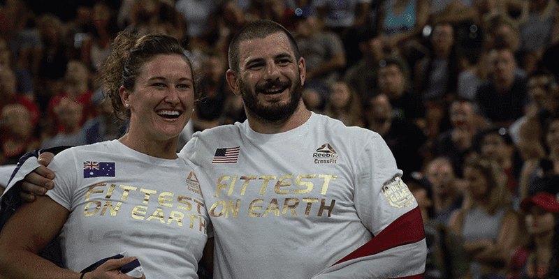 Froning, Fraser and Toomey Respond to Winning the 2019 CrossFit Games