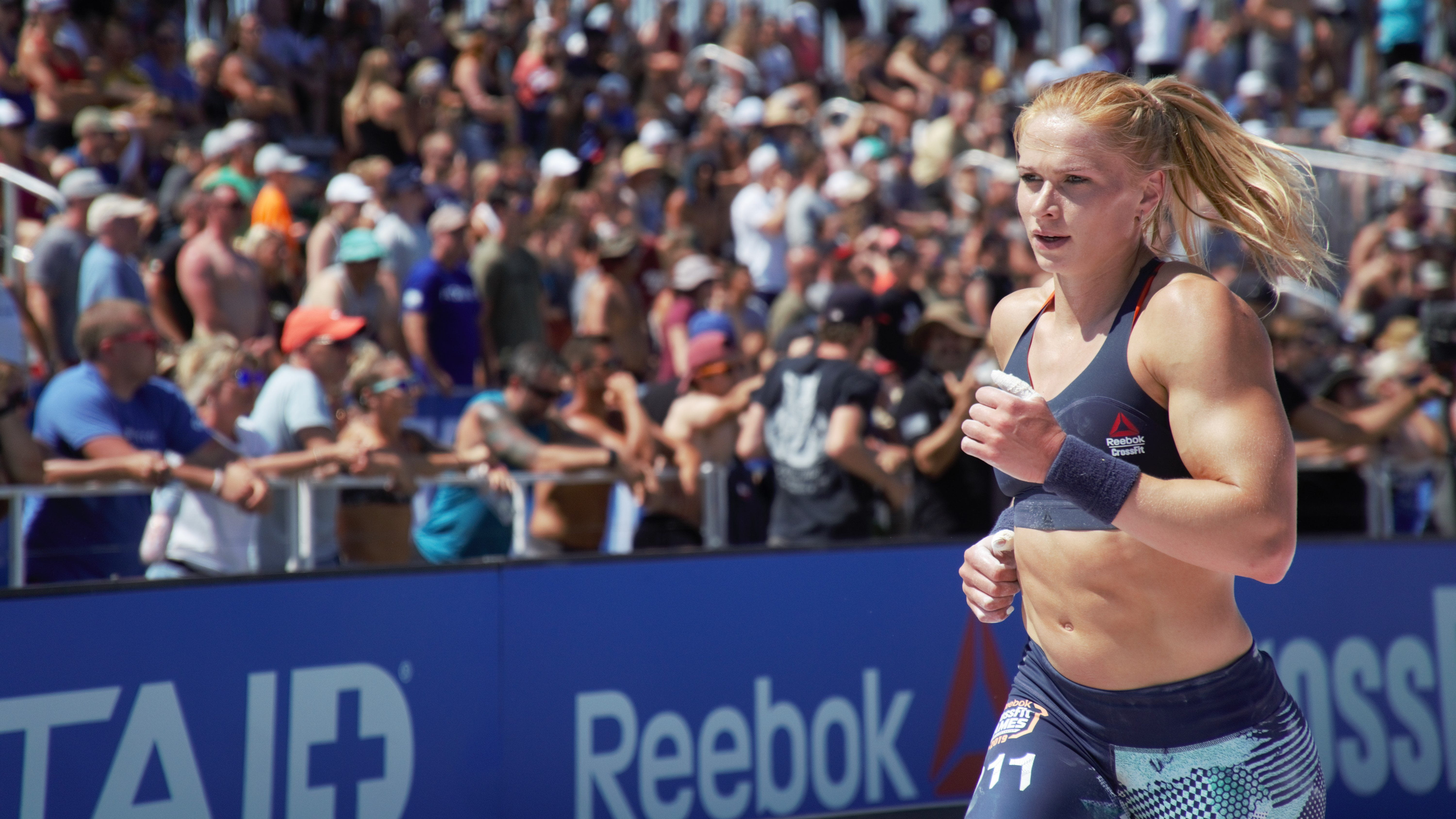 Next CrossFit Games Event Released, Men and Women to Use Same Weights