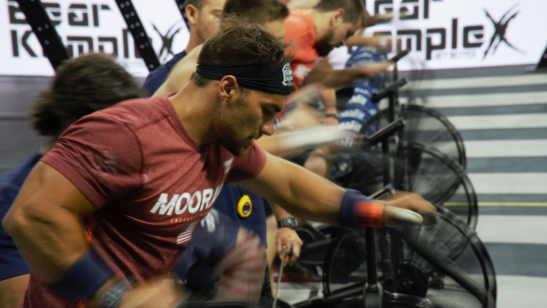 Ringer 1 CrossFit Games 2019