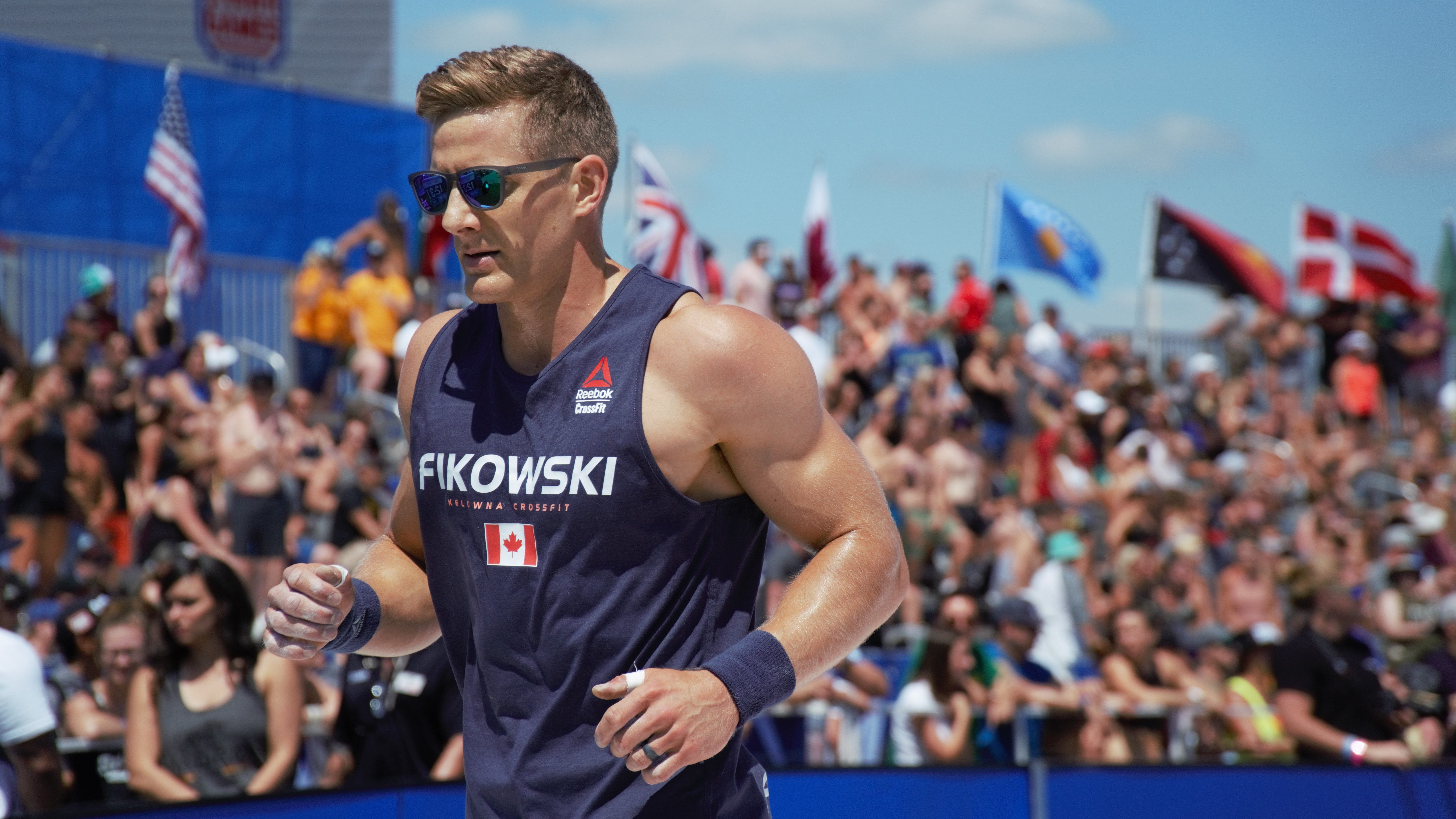 Brent Fikowski Reacts to Being Cut from The 2019 CrossFit Games