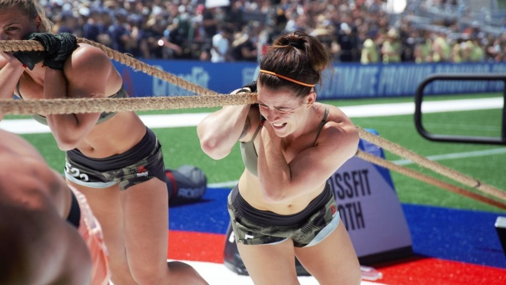 Day 2 of The CrossFit Games in 20 Awesome Photos