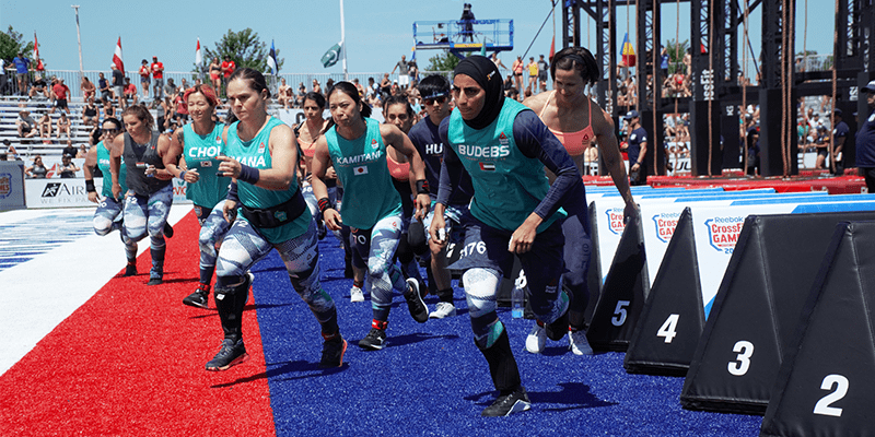 Changes to Cuts Announced for 2020 CrossFit Games