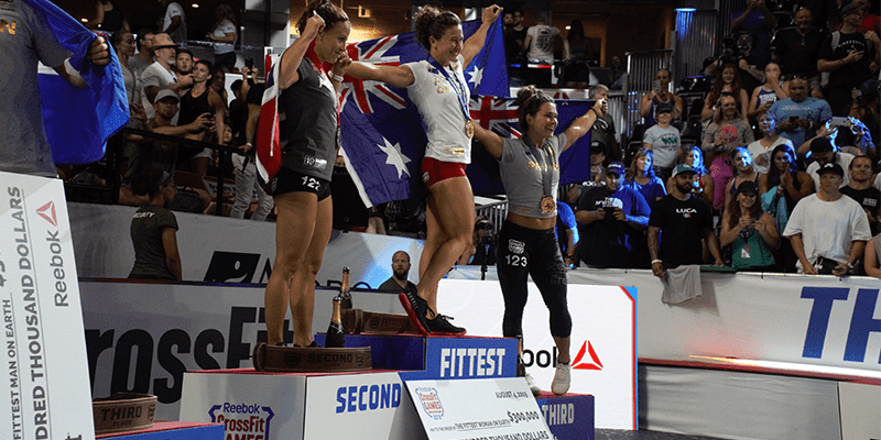 How Much Money Did Athletes Win At the CrossFit Games