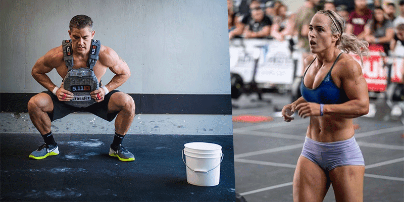Training During COVID-19 Quarantine: Top 10 Hardest CrossFit Bodyweight Workouts | Page 7 of 10 | BOXROX