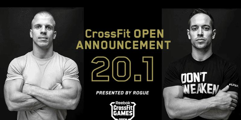 CrossFIt Open Workout 20.1