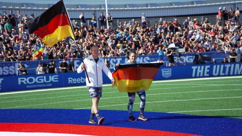 German National Champions