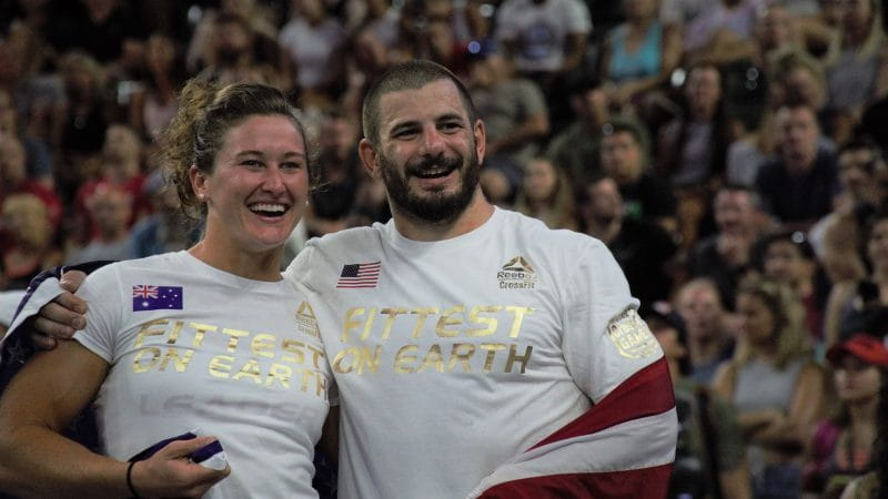 Shane Orr Moves into Coaching Role with Mat Fraser