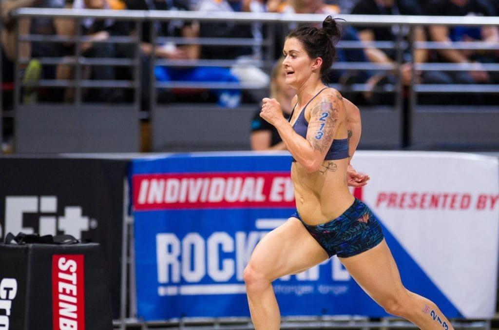 Katelin Van Zyl CrossFit mom