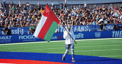 Pasent Medhat Oman CrossFit Games