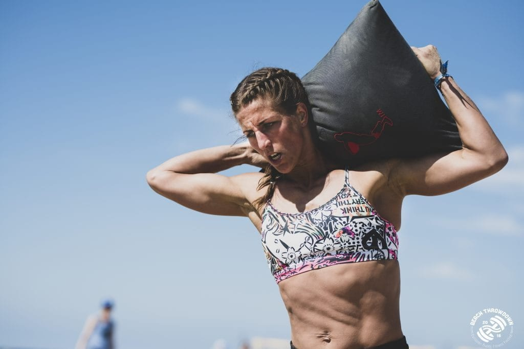 Lies about CrossFit include the fact that it makes people bulky.