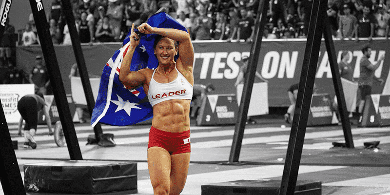 CrossFit Open Workout 20.5 News from Tia-Clair Toomey