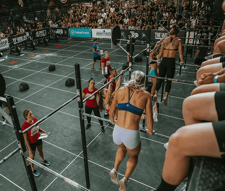 CrossFit Open Workout 20.5