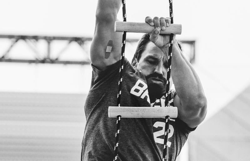 CrossFit Games obstacle course