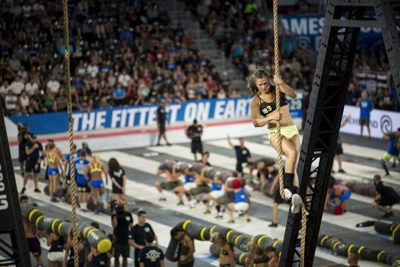 Wodshots rope climb