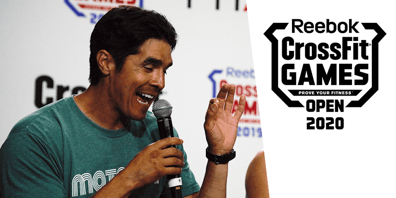 Reebok Crossfit Games 2020.Crossfit Open 2020 Has Dave Castro Just Dropped A Clue