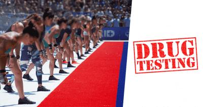 2019 CrossFit Games failed drug test