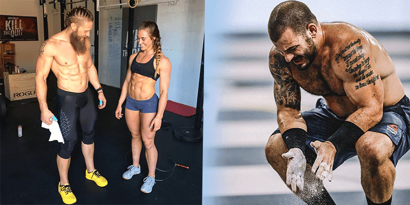 CrossFit abs workouts