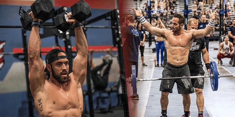 CrossFit-Barbell-Chest-Workouts