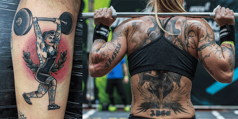 CrossFit Ink: 36 Tattoos For Your Inspiration (Gallery)